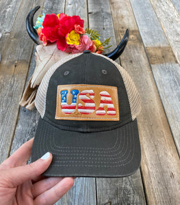 The USA Hat