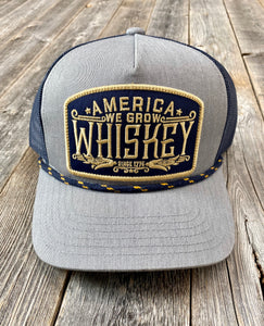 The America We Grow Whiskey Hat