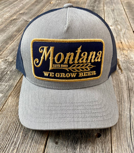 The Montana We Grow Beer Hat