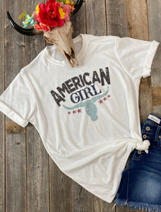 The American Girl T-Shirt