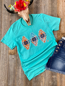 The Triple Aztec T-Shirt