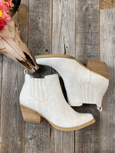 The White Wedding Booties