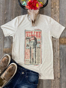 The Willie T-Shirt