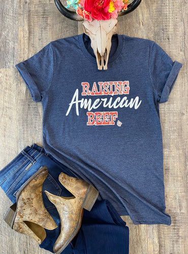 The Raising American Beef T-Shirt
