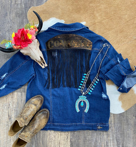 The Cowgal Women's Denim Jacket