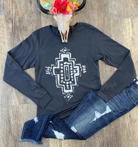 The Aztec Long Sleeve