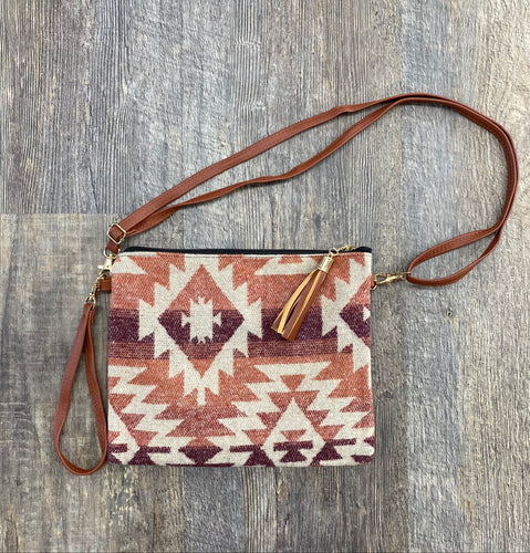The Aztec Wool Bag