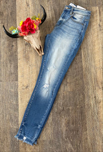 The Newcastle High Rise KanCan Skinny Jean