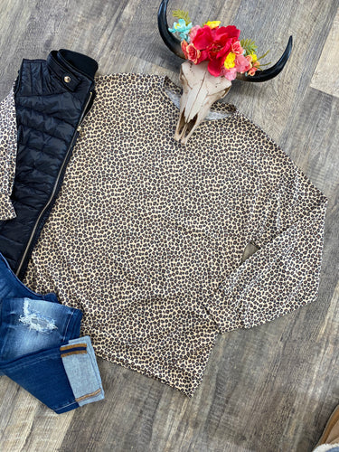 The Miss Leopard Long Sleeve