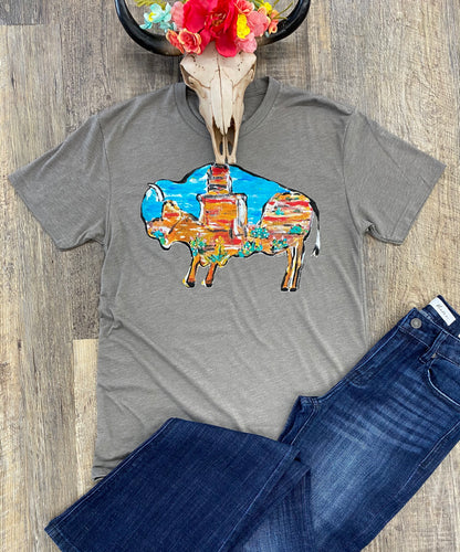 The Desert Buffalo T-Shirt