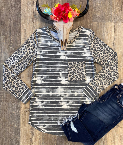 The Frisco Leopard Long Sleeve