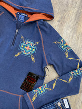Load image into Gallery viewer, The Navy Arrow Pullover
