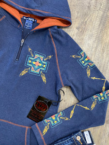 The Navy Arrow Pullover