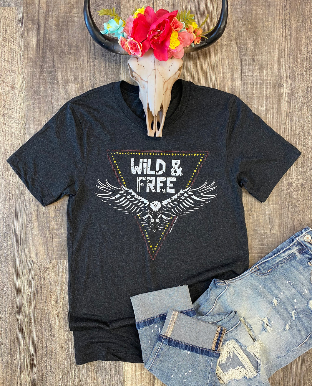 The Wild And Free T-Shirt