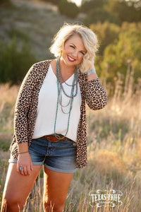 The Leopard Love Cardigan