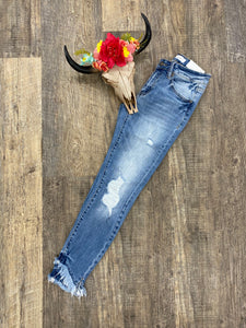 The Bixby Kancan Skinny Jeans