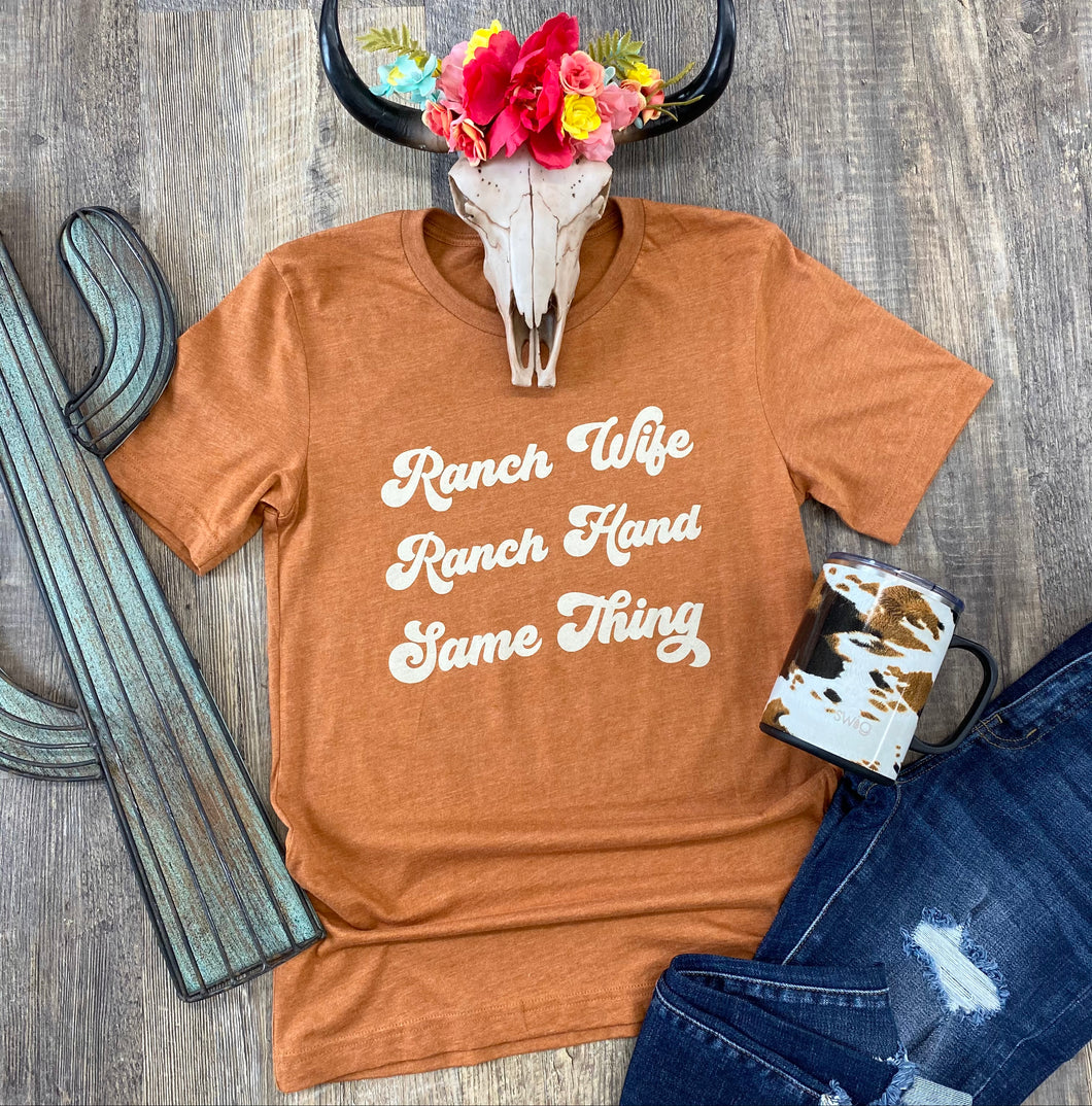 The Ranch Wife T-Shirt