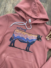 Load image into Gallery viewer, The Retro Eat Beef Hoodie