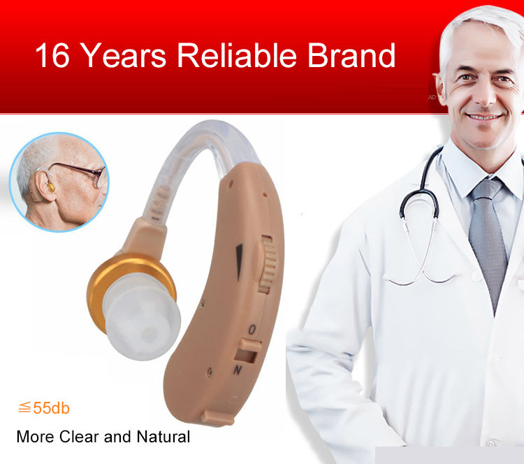 Wireless Digital Hearing Amplifier Device