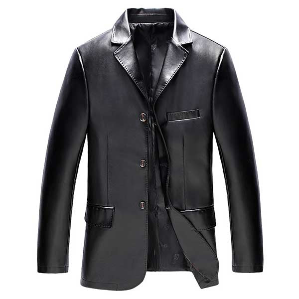 Men's Must-have Leather Jacket