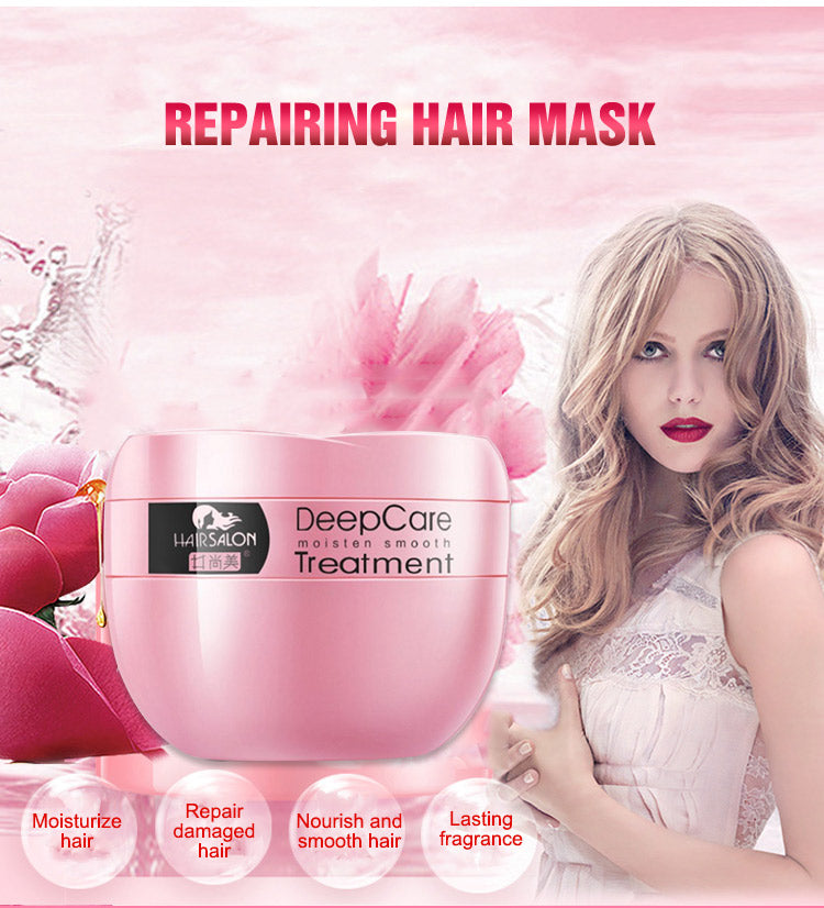 【Imported From Japan】Salon Level Quick Action Hair Mask
