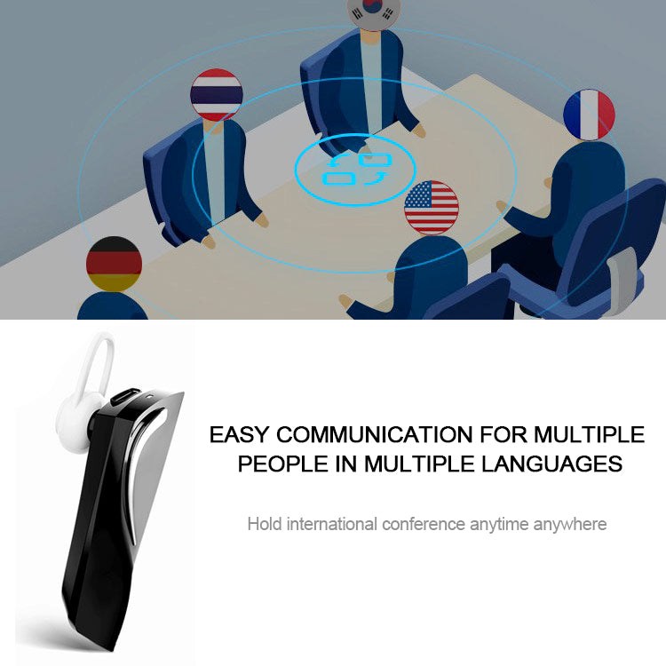Bluetooth Translation Earphone