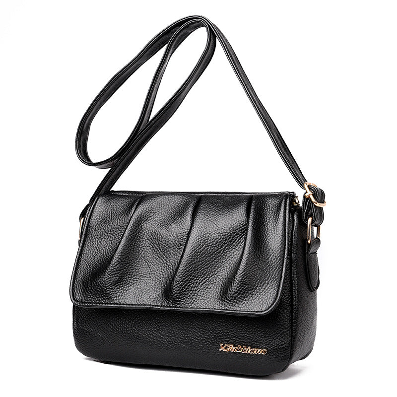 A stylish one-shoulder satchel