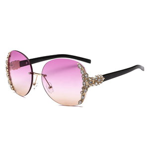Women's Metal Sunglasses