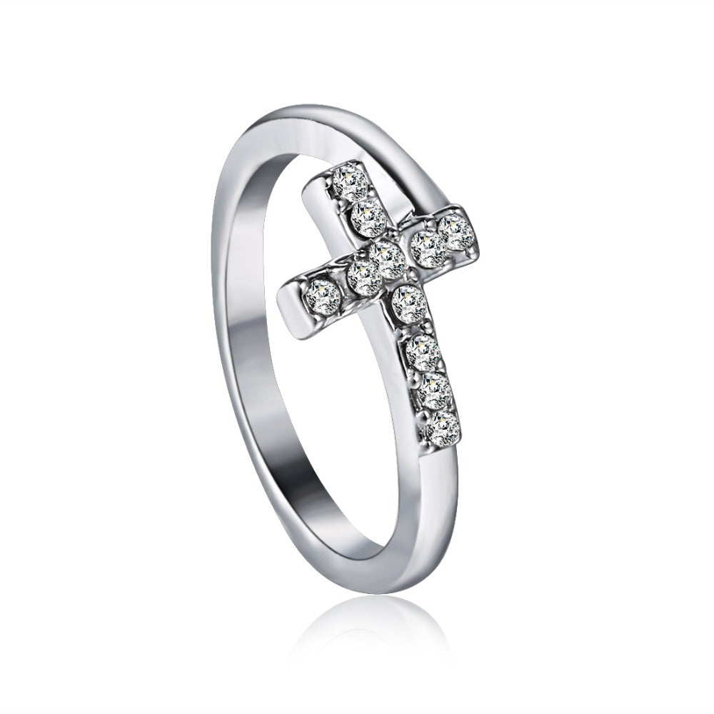 Women's Faith Ring