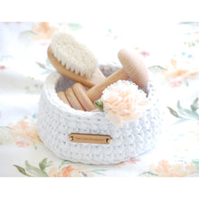 Crochet Baskets - Small