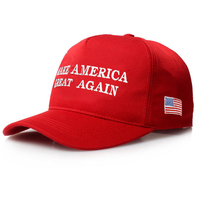 Make america great again hat - Red