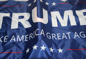 Donald Trump for President 2016 USA American 3x5 Flag Make America Great Again - magashoponline