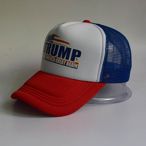 2018 new Make America Great Again baseball Cap Trump president printing baseball caps men women fashion snapback hat cool caps - magashoponline
