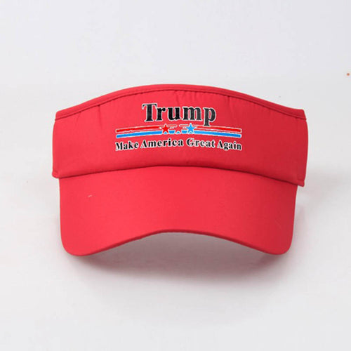 high quality women outdoor sports hat Trump Make America Great Again printing cap hat adjustable sun hats fashionbaseall caps