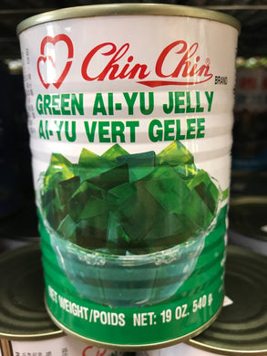 Chin Chin Green Ai Yu Jelly 540g