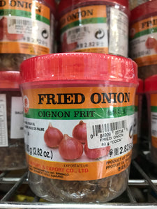 Dried Onion 80g