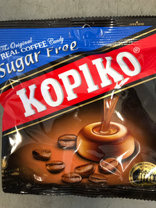 Kopiko Coffee Candy Sugar Free