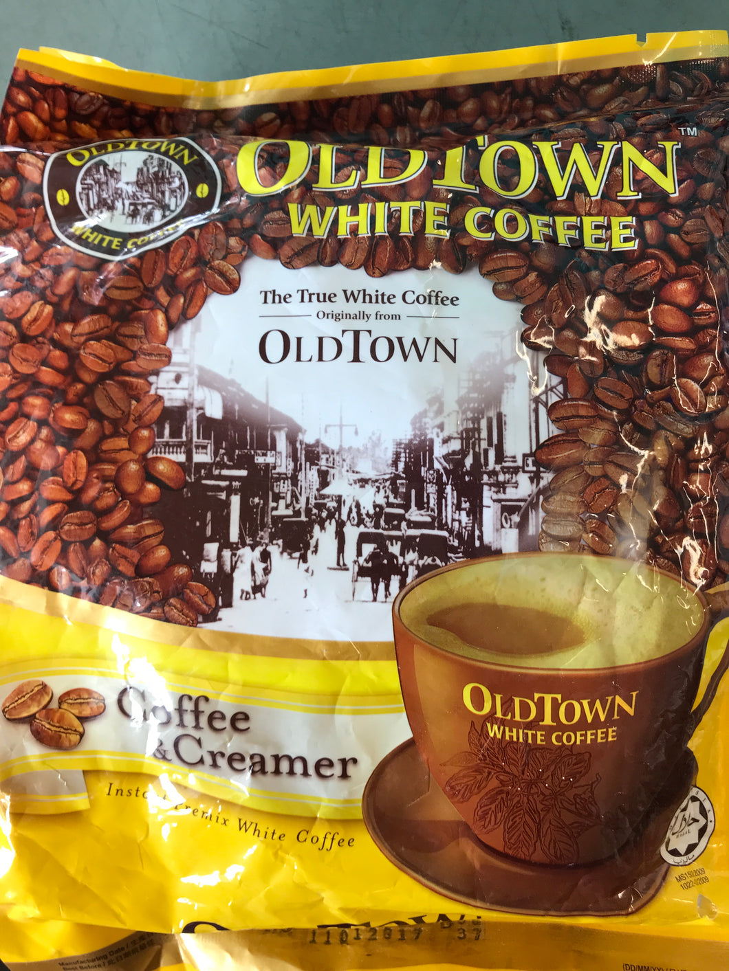 Old Town White Coffee Coffee Creamer 375g