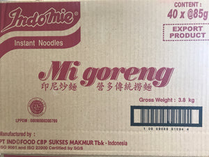 IndoMie Mi goreng 40pack
