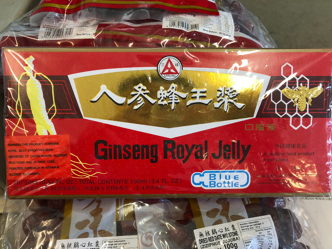 Ginseng Royal Jelly Drink 100ml (10x10ml)