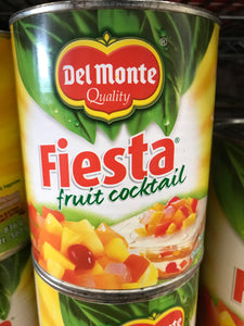 Del Monte Fiesta Fruit Cocktail 836g