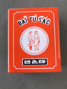 Bai Tu Sac Paper Chess Cards