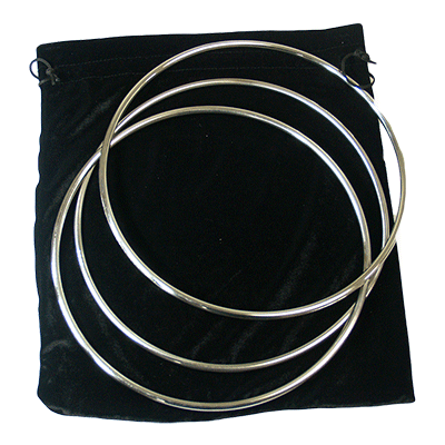 14 inch Linking Ring Set by JL - Trick