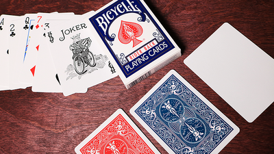 Bicycle Playing Cards Poker (Blue)