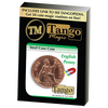 Steel Core Coin English Penny (D0031) by Tango - Trick