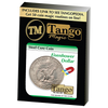 Steel Core Coin Eisenhower US Dollar (D0028) by Tango -Trick