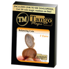 Balancing Coin (1 Euro) by Tango Magic- Trick (E0049)