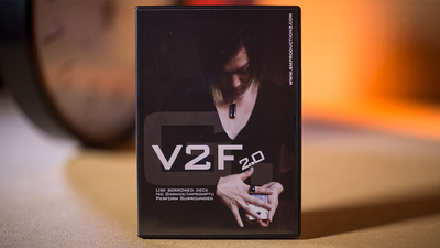 V2F 2.0 by G and SansMinds - DVD
