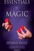 Essentials in Magic Sponge Balls - English video DOWNLOAD