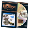 Expanded Shell Quarter Magnetic (D0151) by Tango - Trick